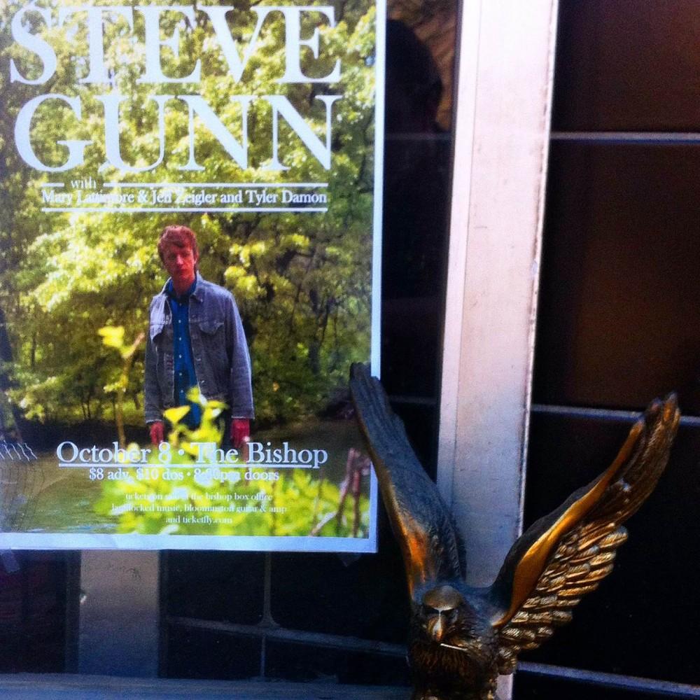Steve Gunn Flyer